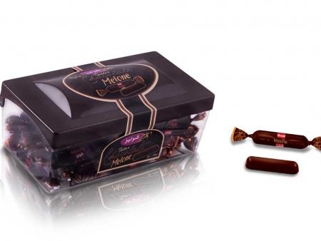 شکلات ملونه تلخ کریستال