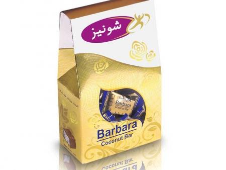 شکلات نارگیلی مینی باربارا کادویی