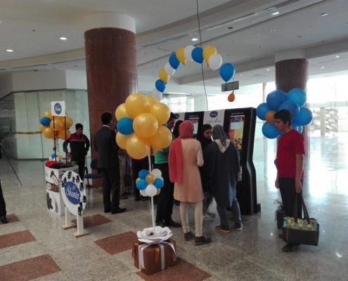جشنواره جوایز شونیز در مجتمع خلیج فارس شیراز