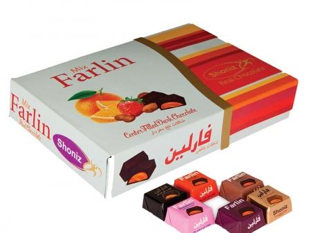 شکلات فارلین میکس