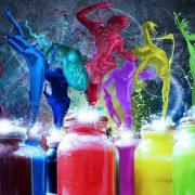 انرژی رنگها