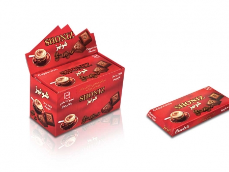 شکلات کاپوچینو 100