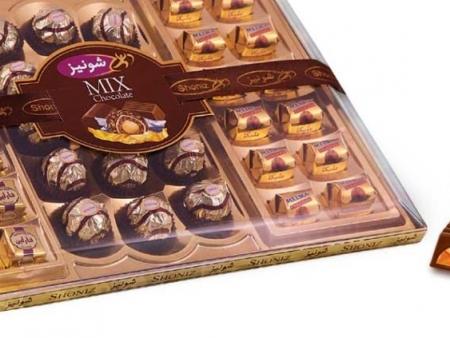 شکلات شونیز میکس