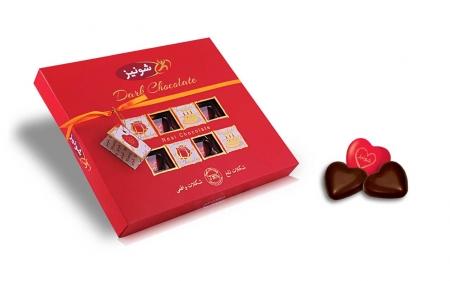 شکلات قلب تلخ