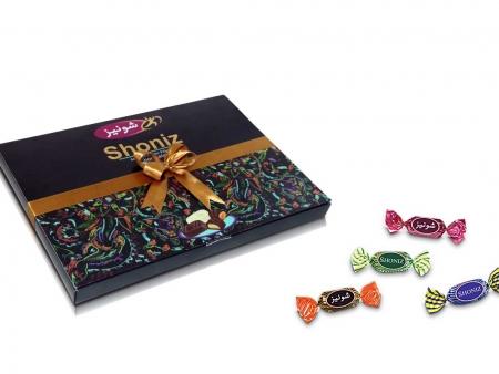 شکلات پذیرا کادوئی