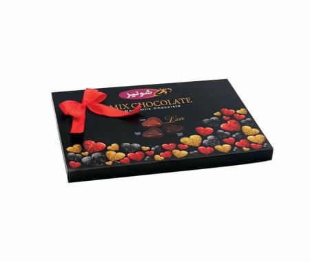 شکلات قلب Mix کادوئی