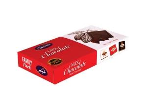 شکلات شونیز مربع میکس فله
