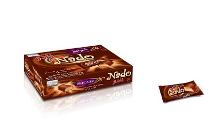تافی شکلاتی نادو کوچک