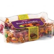 کارولین میوه ای کریستال پروانه ای