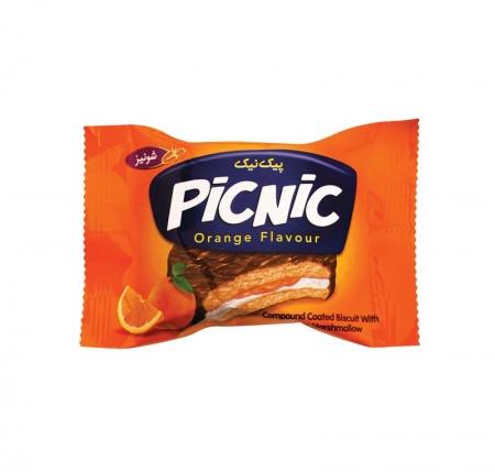 پیک نیک با طعم پرتقال