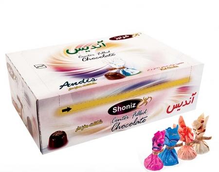 شکلات آندیس پرچمی
