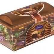 شکلات پذیرا کریستال بزرگ