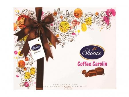 کارولین قهوه کادویی روباندار