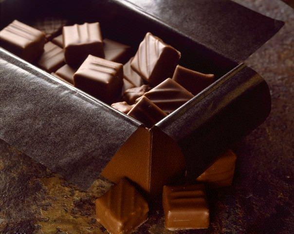 فواید شکلات