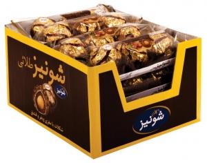 شکلات شونیز طلائی 3 عددی