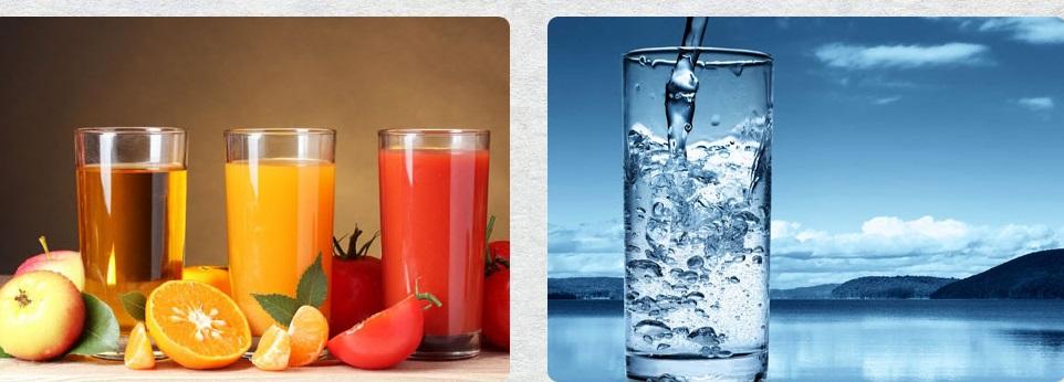 آب به جای آب میوه