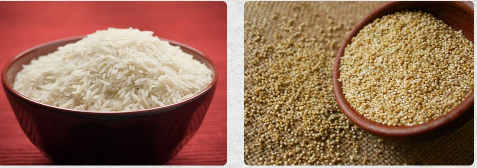 کینوآ به جای برنج
