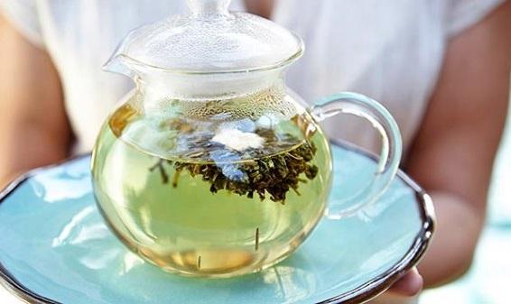 چای سبز لاغر می کند؟