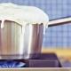 جلوگیری از سرریز شدن شیر