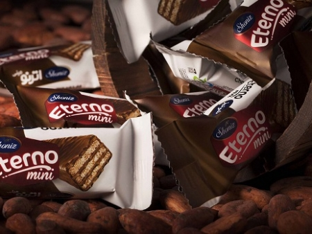 ویفر شکلاتی اترنو