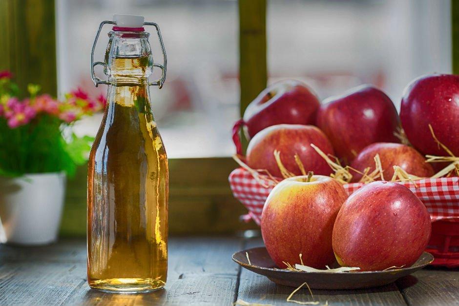 سرکه ی سیب باعث لاغری می شود؟