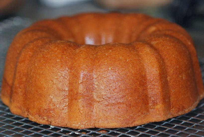 کیک بدون شیر و ماست