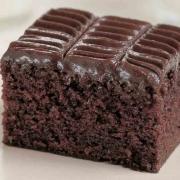 کیک کاکائوئی پفی