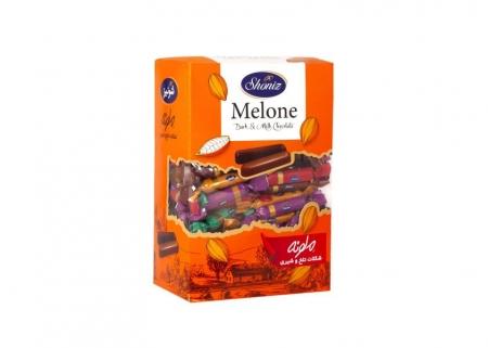 شکلات ملونه میکس فله