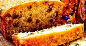 کیک گردویی کشمشی