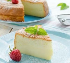 کیک پنبه ای