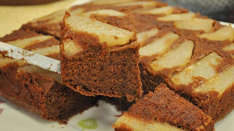 کیک بدون آرد