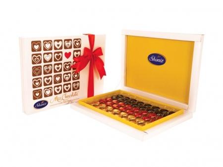 شکلات قلب ميکس کادوئي روباندار