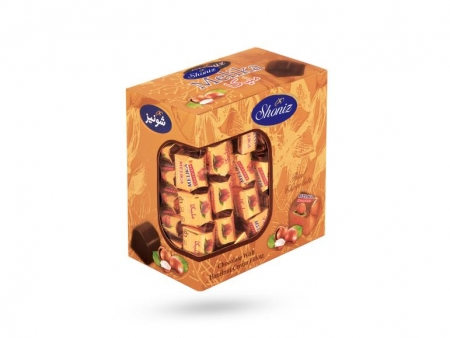 شکلات ملیکا فله پنجره دار