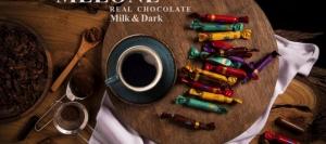 شکلات ملونه