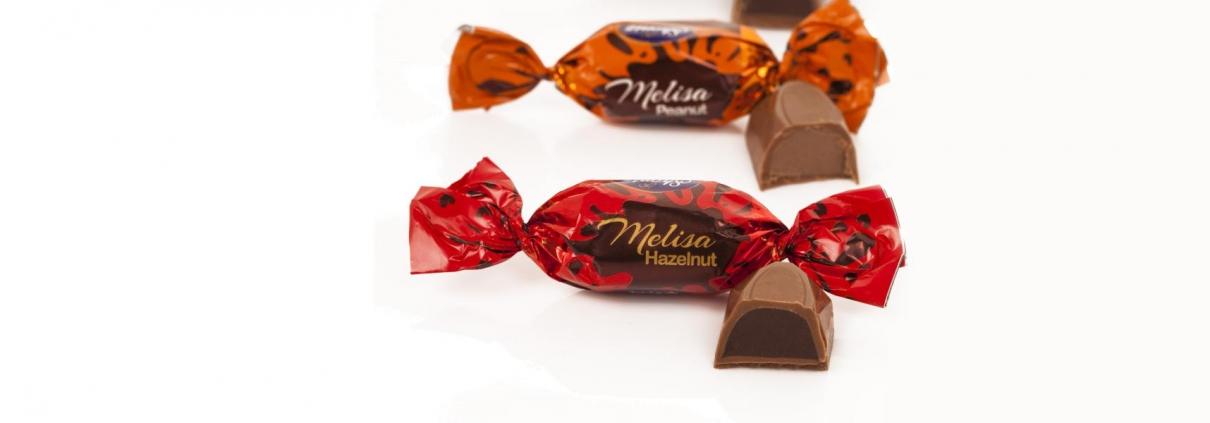 شکلات ملیسا