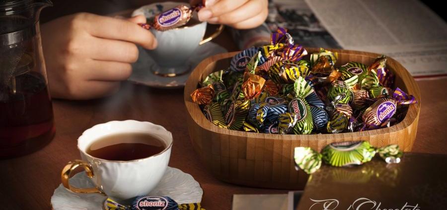 شکلات پذیرایی