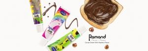 شکلات کرم کاکائو رامند